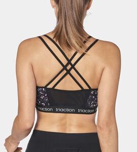 TRIACTION BALANCE TOPS Sport bra padded