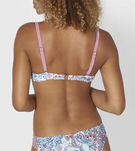 RIAD PAISLEY Bikini wired padded